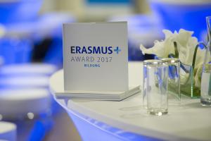 Erasmus Award Bild