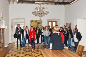 Obisk studentov na Vipavskem -2021