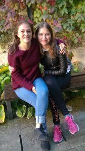 Nina in Anja