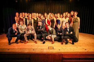 skupinska slika maturantov IIII